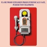 Flame Proof - Explosion Proof Telephones