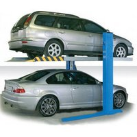 Multi Level Automated Car Parking System