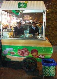 Food Vending Cart