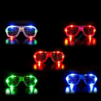 Led Shutter Sunglasses