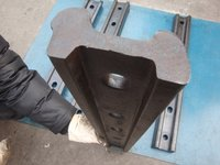 Iso9001 Railway Supplier Fish Plate