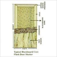 Waterproof Plywood Flush Door