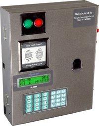 Industrial Model Attendance Management System