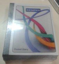 Spiral Bound Pocket Diary