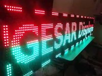 Led Scrolling Message Board