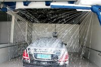 Automatic Car Wash Machine Touch Free