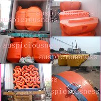 High Quality Mdpe Dredge Floater