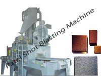 Paver Block Shot Blasting Machine