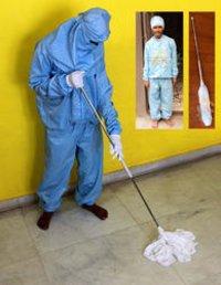Lint Free Floor Mop