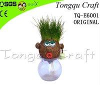 Novelty Handmade Holiday Gift Grass Doll