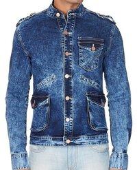 Mens Denim Stylish Jacket