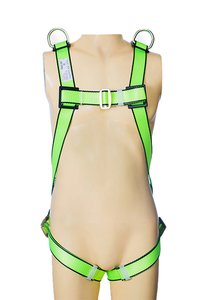 SAFETY BELT FULL BODY DOUBLE ROPE CLASS-E