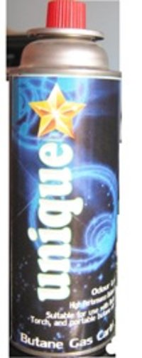 Unique Star Butane Gas Cartridge