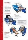Double Side Thermal Film Lamination Machine