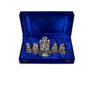 Musical Ganesh Mandli Statues