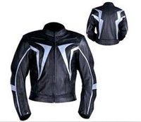 PVC Leather Jacket