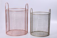Plated Wire Basket