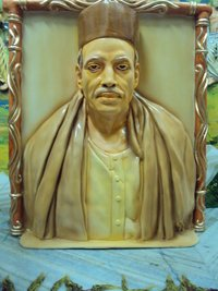 Portrait And Canvas Painting