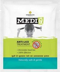 Medicated Herbal Q Shampoo 7ml Pouch