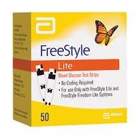 Freestyle Lite Test Strip 50Ct