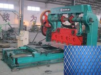 New Technology Full Automatic Expanded Metal Making Machine