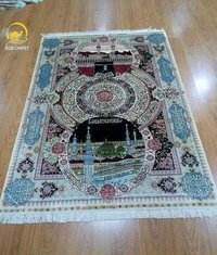 Mosque Silk Carpet