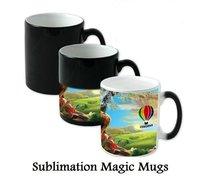 Sublimation Magic Mugs