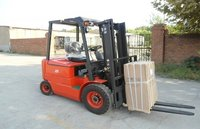 AC Driving System 2T Battery Forklift