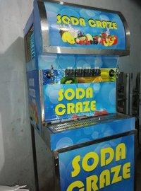 Soda Fountain Machine Stands