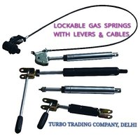 Lockable Gas Springs For Seats And Chairs