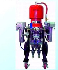 Proportioning Pumps For Blasting And Painting