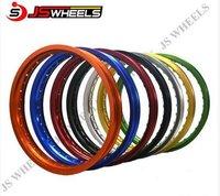 36-Spoke MX Replacement Aluminum Colored Wheel Rims for Racing Pit Bike