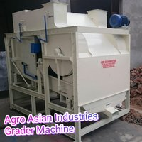 Automatic Sunflower Seed Grading Machine