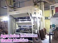 Automatic Wheat Seed Grader Machine