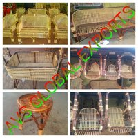 Fancy Style Bamboo Sofa