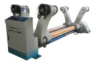 Hydraulic Shaftless Mill Roll Stand For Kraft Paper Reel