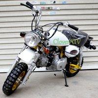 Kick Start 110cc Monkey Bike Dirt Bike With Electric Start