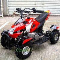 CE Approved Mini Quad 49CC ATV Motor Bike with 4 inch Wheel