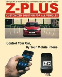 Z Plus Security System For Vehicles