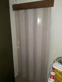 Pvc Folding Door And Partition