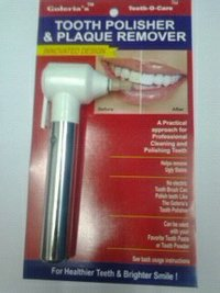 Electric Tooth Polisher