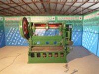 1250mm Width Expanded Metal Sheet Machine