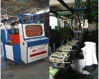 Fully Automatic Used Shoe Sole Injection Molding Making Machine