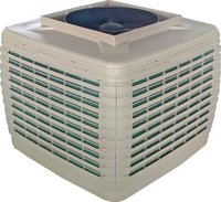 Compact And Remote Controlled Air Washer