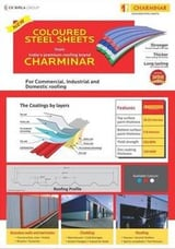 Colour Coated Metal Sheets