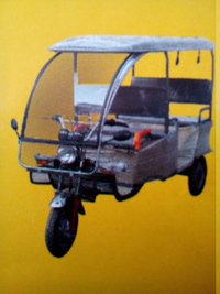 Battery Operated Vehicle Electric Rickshaw