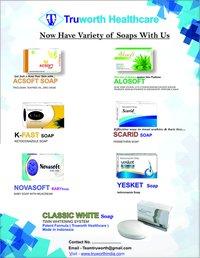 Pharma Soap Baby Soap Twin Whitening Permethrin Aloe Vera 10% Triclosan