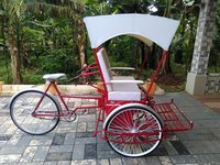 Modern Cycle Rickshaw