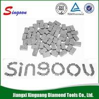 Diamond Segments Sintered Saw Blade And Diamond Cutting Disc