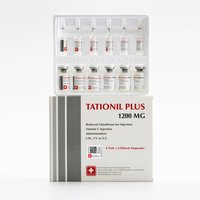 Glutathione Injectable 1200mg (6+6)